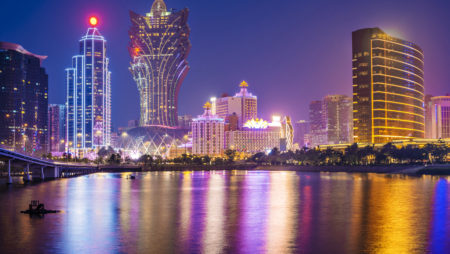 China slowdown spurs first Macau casino revenue drop since 2016