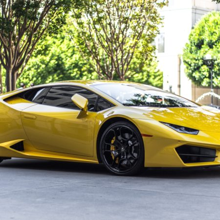 The Lamborghini Huracan has 8 oil drain plugs