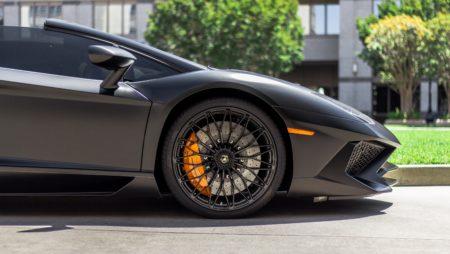 First details on Lamborghini Aventador successor