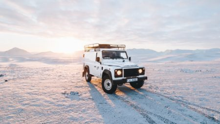 Land Rover creates future Range Rover Sport